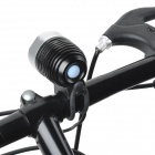 Brinyte BY01 Cree XM-L U2 900~950lm 3-Mode White Bicycle Lamp - Black (4 x 18650)