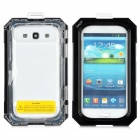 Protective Waterproof Case for Samsung Galaxy S3 i9300 - Black