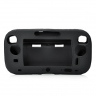 Protective Silicone Case for Wii U - Black