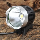 Brinyte BY04 SSC P7 850~900lm 3-Mode White Bicycle Lamp - Black (4 x 18650)