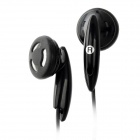 TAICHEN TC-FE1000-B Stylish Headset Earbuds - Black (3.5mm Plug / 90cm)