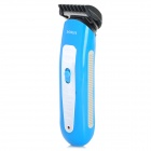 Rechargeable 4-Limit Comb Baby Hair Clipper - Blue + Silver + Grey