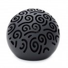 Bluetooth V2.1+EDR Mini Speaker for iPhone / iPod / the New iPad - Black
