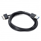 USB 3.0 Data / Charging Cable for Asus TF700T / TF300T / TF101 / TF201 / SL101 - Black (Length 2m)