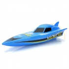 3-CH Radio Control R/C Racing Boat - Blue