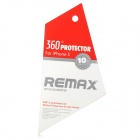 REMAX 360 Degree Protective PET Screen Protectors for Iphone 5 - Transparent