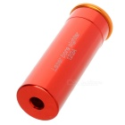 JQY-01 Red Dot Aluminum Laser Bore Sighter for Cal 12 Shotguns - Red (3 x AG13 )