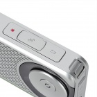 "Fulljoin NMP001 2.4"" LCD Portable Wi-Fi Internet Radio and TV Radio - Silver + Black"
