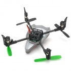 WLtoys V202 Beetle 2.4GHz R/C 4-Channel 6-Axis Quadcopter Dexterous Mini UFO RTF - Black
