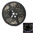 Waterproof 45W 1500lm 150-SMD 5050 LED White Light Car Decoration Strip (12V / 500cm)
