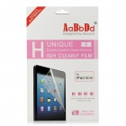 "Protective Glossy Screen Protector + Dust-Catcher + Positioning Stick for 7.9"" Ipad MINI"