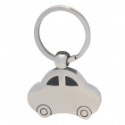 Сали-5158 сплава цинка автомобилей Shaped Keychain - Silver