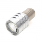 1157 0.15W 8lm 1-LED White Light Strobe Motorcycle Brake Lamp (12V)