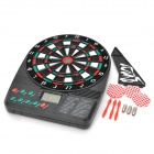"289 1.6"" LED Screen 18 Games Automatically Scoring Electronic Dartboard (3 x AAA)"