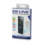 LB-LINK BL-MP02 150Mbps 802.11b/g/n Wi-Fi Wireless Pocket Router
