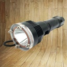 SMALL SUN ZY-101 CREE XM-L T6 950lm White Diving Flashlight - Black (1 x 18650)