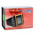Q5 GSM Watch Phone w/ 1.33&quot; Resistive Screen, Quad-Band, FM and Single-SIM - White