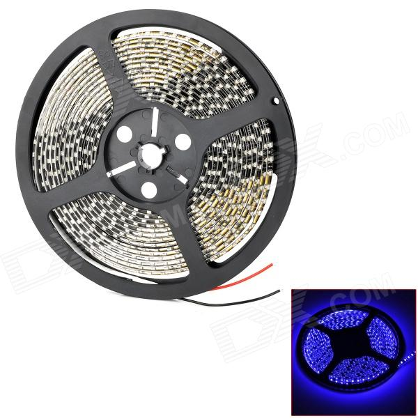 PointPurple 36W 1200lm 600-SMD 3020 LED Blue Light Decoration Strip (12V / 500cm)