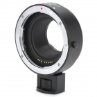 Fotga Auto Focus EF Lens to EOSM MILC Lens Adapter for Canon - Black