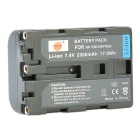 DSTE FM50 Replacement 7.4V 1800mAh Battery for Sony CCD-TRV106K / CCD-TRV108 / CCD-TRV108E + More