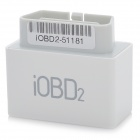 XTOOL iOBD2 iPhone / iPad / iPod Car Diagnostic Tool - White