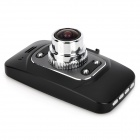 "G8000 2.7"" TFT 5.0MP CMOS Wide Angle Car DVR Camcorder w/ 4-LED Night Version / AV-Out / HDMI"