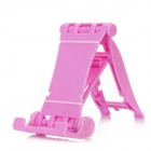 Universal F1 Racing Car Shape Base Holder Stand for Iphone / Ipad / Samsung / HTC + More - Pink