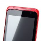 "DaXian G20 Android 4.0 GSM Bar Phone w/ 4.0"" Capacitive Screen, Quad-Band, Wi-Fi and Dual-SIM - Red"