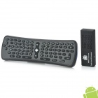 MK808B+RC11 Android 4.1 Dual Core Google TV Player w / Wi-Fi / Bluetooth / 1GB RAM / 8GB ROM - Black