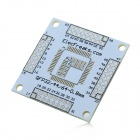 05mm / 08mm Pitch QFP32 / 44 / 64 to DIP Adapter Double-Side Board Module for Arduino