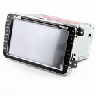"Erisin ES1158V 8"" Touch Screen Car DVD Player + Win CE 6.0 GPS Navigator w/ FM for VW Skoda Seat"