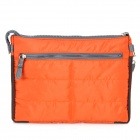 "Protective Nylon Soft Case Sleeve Bag w/ Strap for Ipad 9.7"" / Tablet PC - Brown"