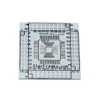 New QFN / QFP / TQFP / LQFP 16-80 to DIP Adapter Double-Side Board Module for Arduino