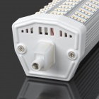 BY-R7S-12WD R7S 12W 1070lm 3300K 120-SMD 3014 Warm White Light LED Lamp (85~265V)- Grey + White