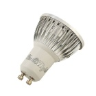 YouOkLight YK1607 Dimmable GU10 4W 400LM Warm White Light 4-LED Bulb