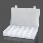 36-Compartment Free Combination Plastic Storage Box for Hardware Tools / Gadgets