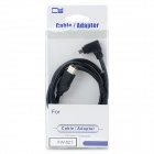CY FW-021 IEEE 1394 6-Pin Male to Right Angle 4-Pin Firewire Data Cable