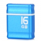 Genuine KINGMAX PI-01 USB 2.0 Flash Drive Disk - Blue + White (16GB)