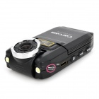 "Borui K3000 2 ""TFT LCD 1080p 3.0MP Grand Angle voiture DVR Camcorder w / TF / HDMI / Night Vision - Noir"