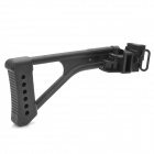 New Plastic Stock for AK Gun Series - Black