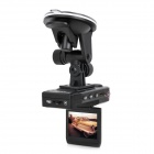 "Borui K2000 2"" TFT LCD 1080p 3.0MP Wide Angle Car DVR Camcorder w/ TF / HDMI / Night Vision - Black"