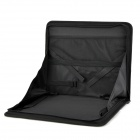 3453 Multi-Functional Oxford Fabric Portable Auto Car Chair-Back Stand Pack Bag for Laptop - Black