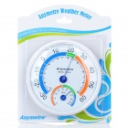 Anymetre TH101E Weather Thermometer Hygrometer - White (Battery-free)