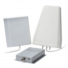 GSM / DCS Handy Handy-Signal-Repeater Booster Amplifier w / Antenna - Silver