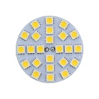 G4 3.2W 288lm 3200K 24-5050 SMD LED Warm White Lamp Bulb (12V)