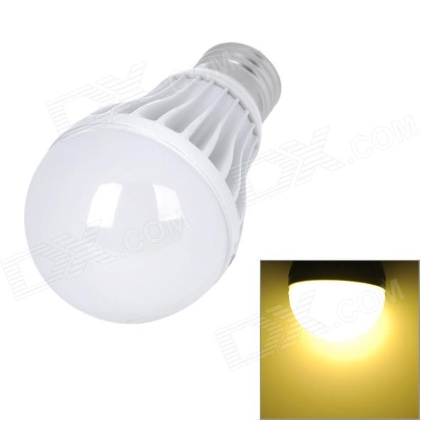 E27 9W COB 1100lm Warm White Light LED Bulb (110~220V)