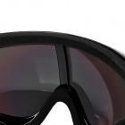 Outdoor Motorcycle Riding Cool UV Protection Anti-Dust Goggles - Black