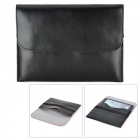 "Protective PU Leather Upper Flip-open Bag for Ipad MINI / 7"" Tablets - Black"