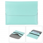 "Protective PU Leather Upper Flip-open Bag for Ipad MINI / 7"" Tablets - Green"
