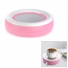 Yi Pin Tang LJW-032 Rainbow Style USB Powered Cup Warmer Plate - Pink